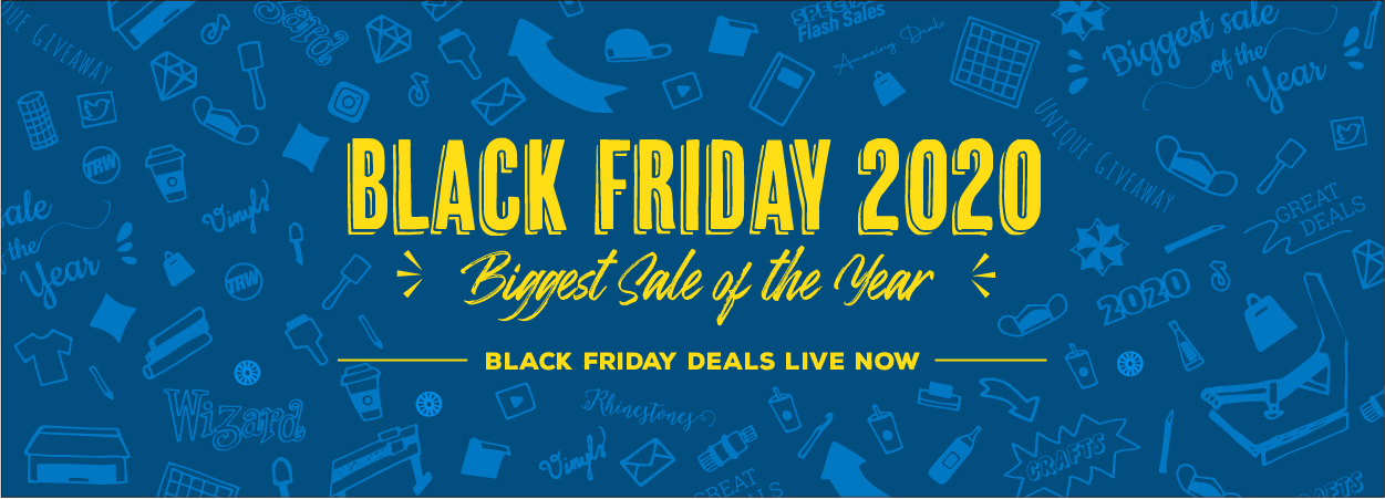 Big savings and deals on our Black Friday Sale