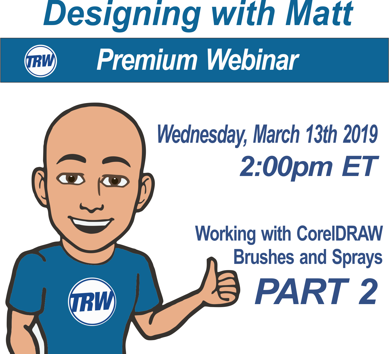 Designing with Matt - March 13th  2019