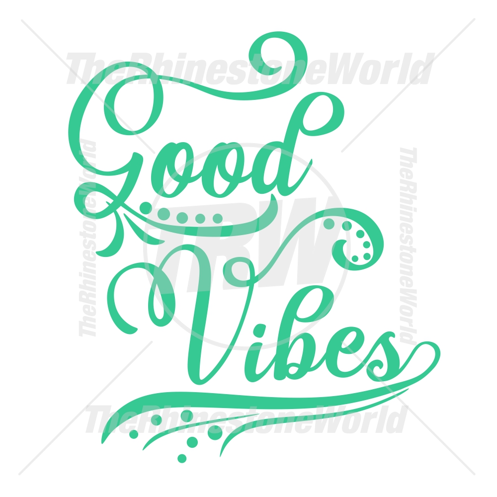 TRW Good Vibes Vector Design