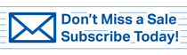 Subscribe to our email newsletter