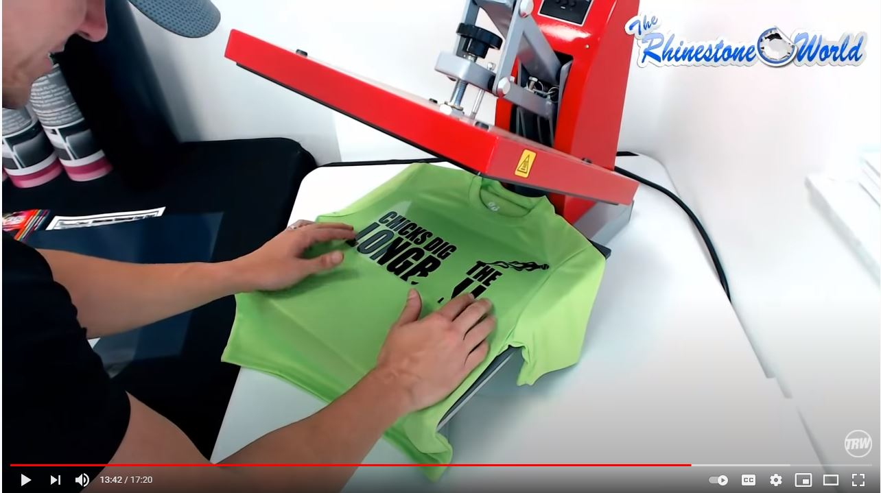 Make A Custom Shirt From Start To Finish