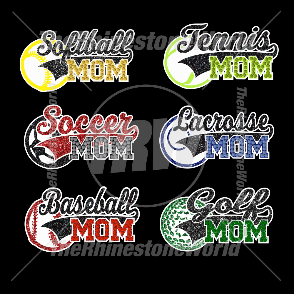 Sports Mom Hat and Shirt Mini Pack 1