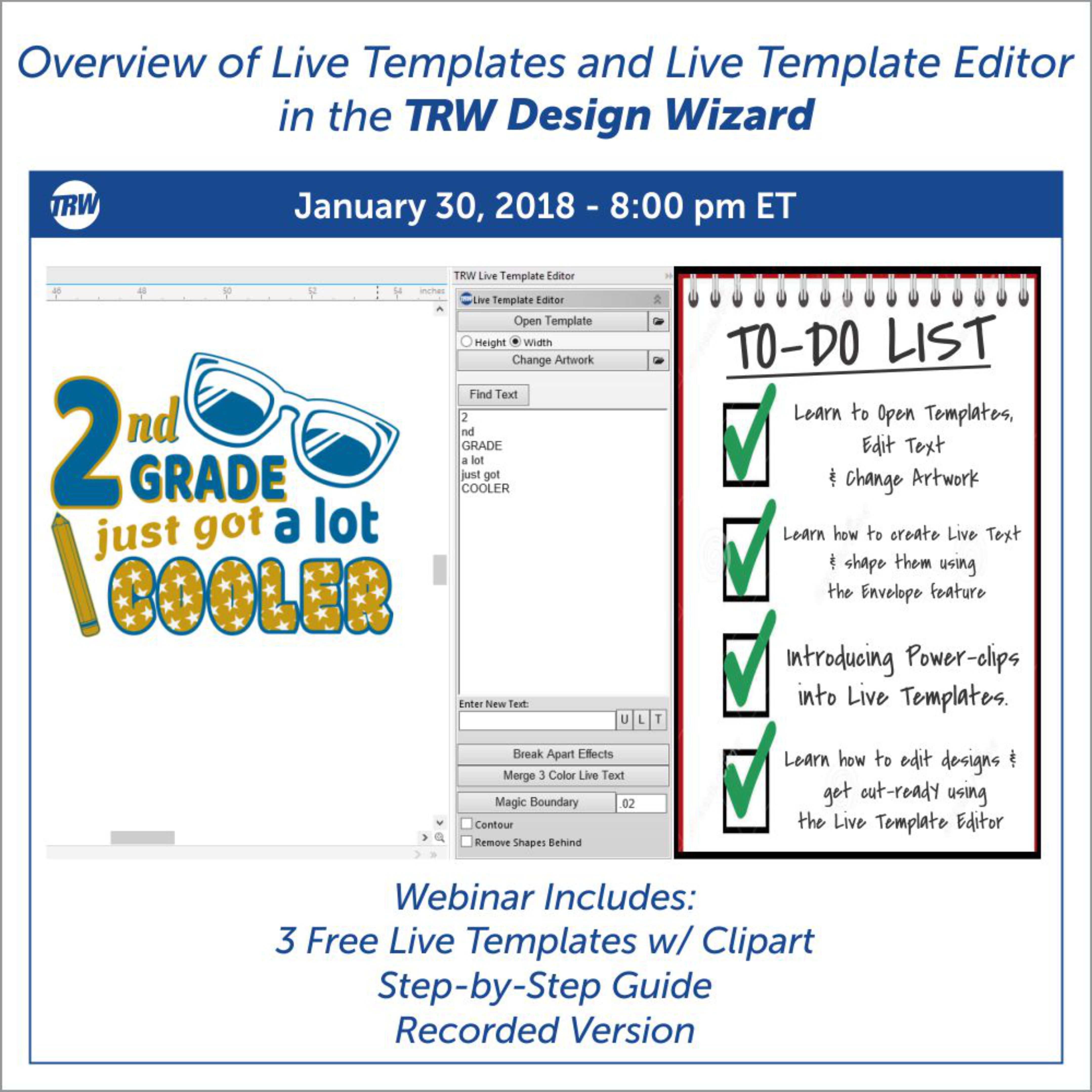 1/30/18 Overview of Live Templates and Live Template Editor