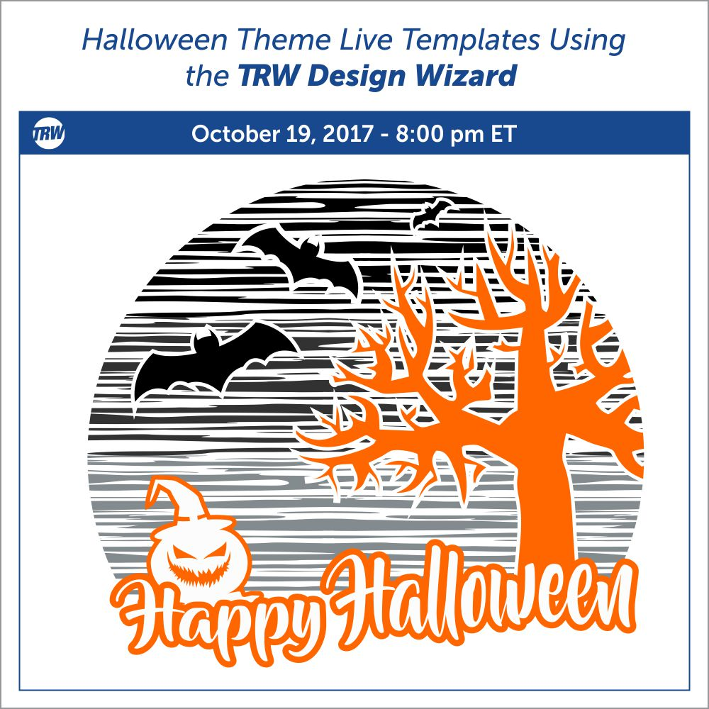 10-19-17 Halloween Theme Live Templates