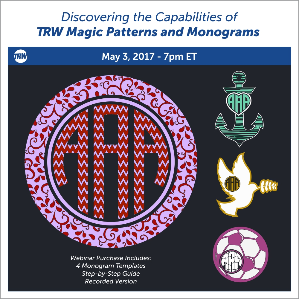 5/03/17-Magic Patterns and Monograms Capabilities