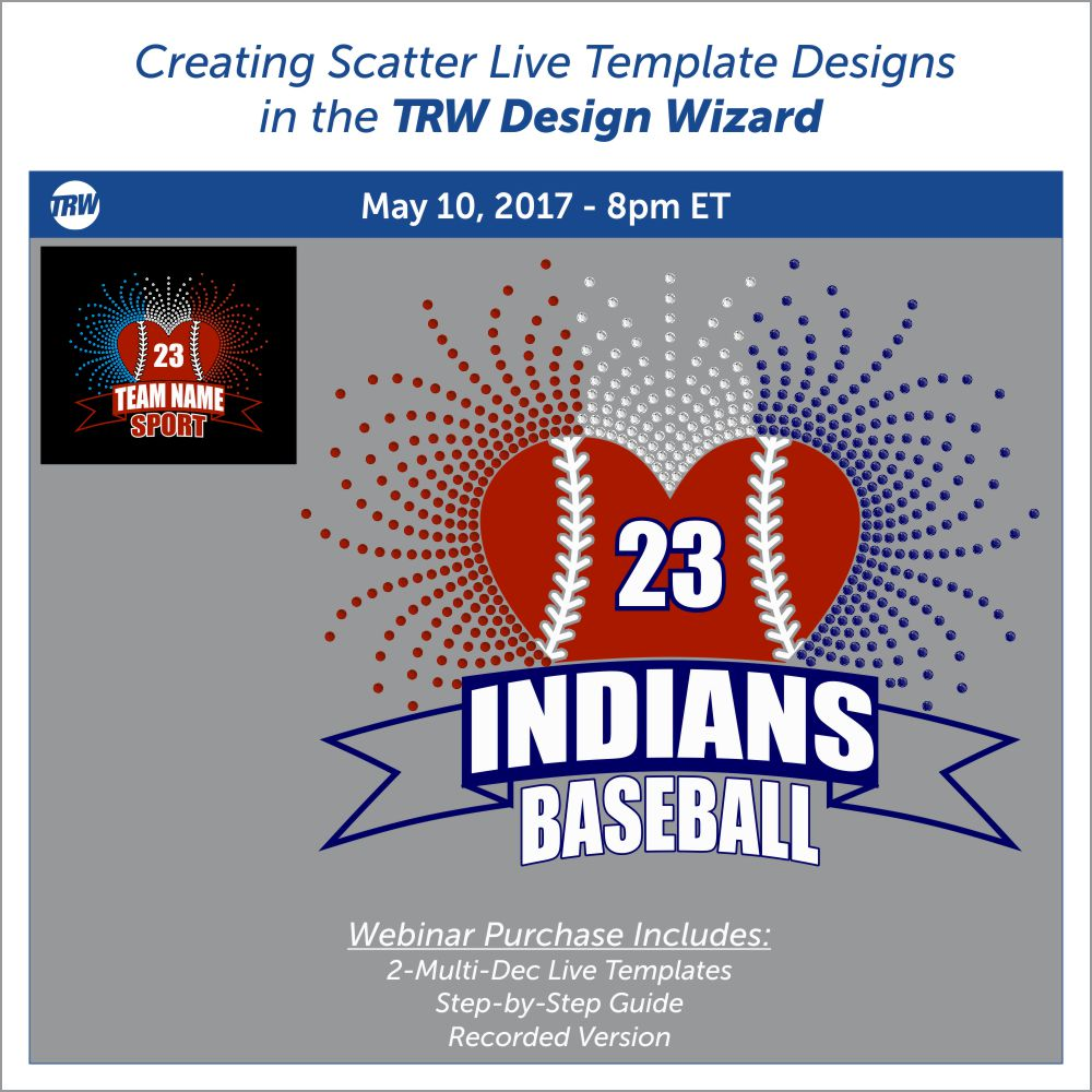 5/10/17-Creating Scatter Live Templates
