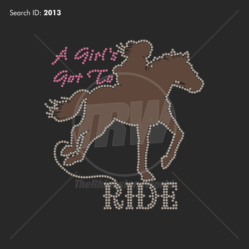 A Girl's Got To Ride - Download