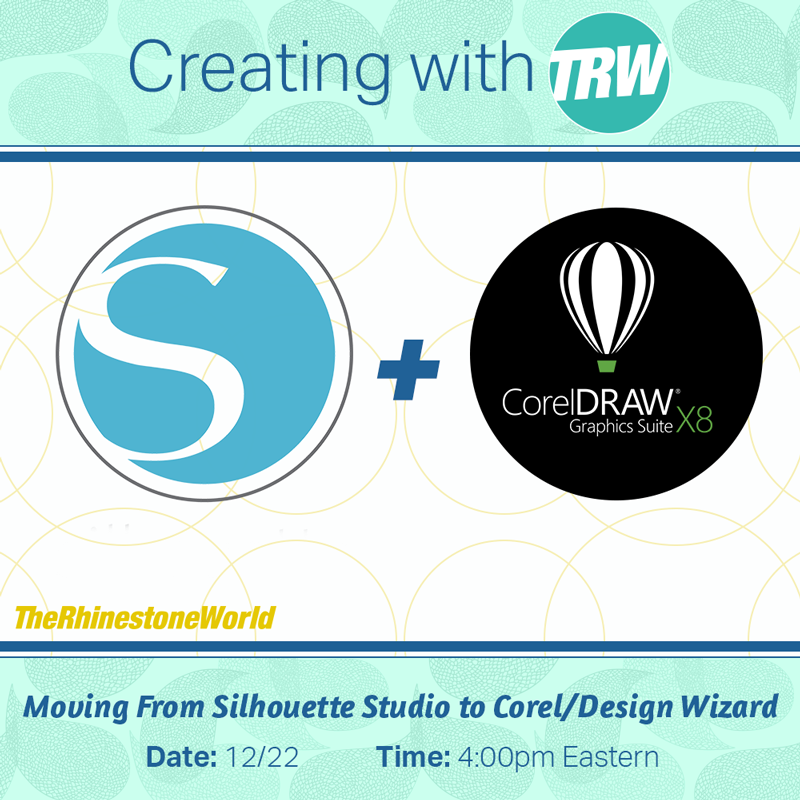 Silhouette Studio to Corel/TRW Design Wizard