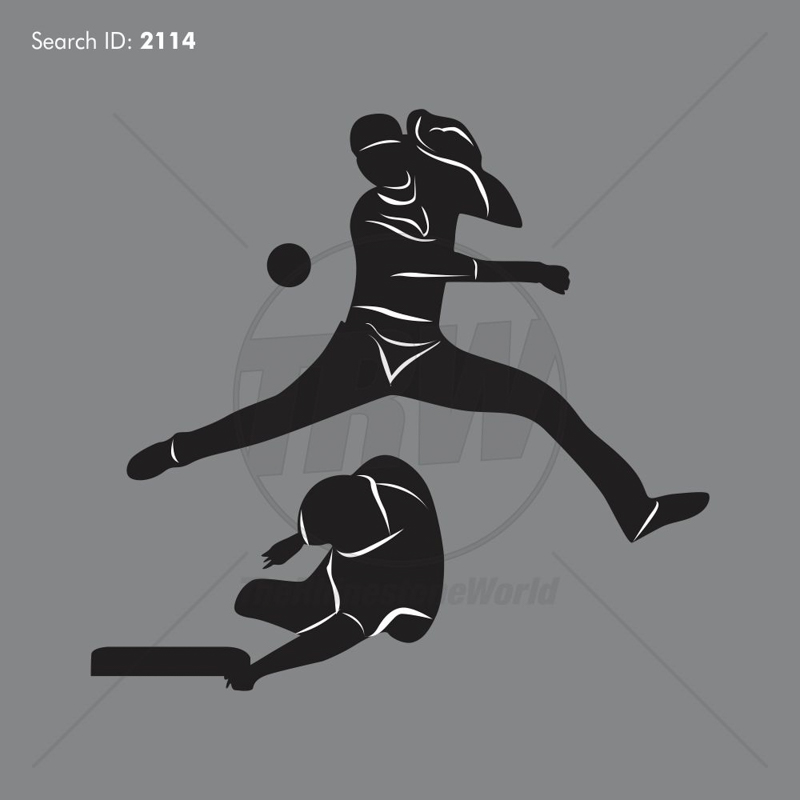 Baseball 9 Vector Design - Download