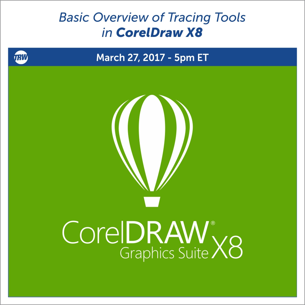 Basic Overview of Tracing Tools in CorelDraw x8