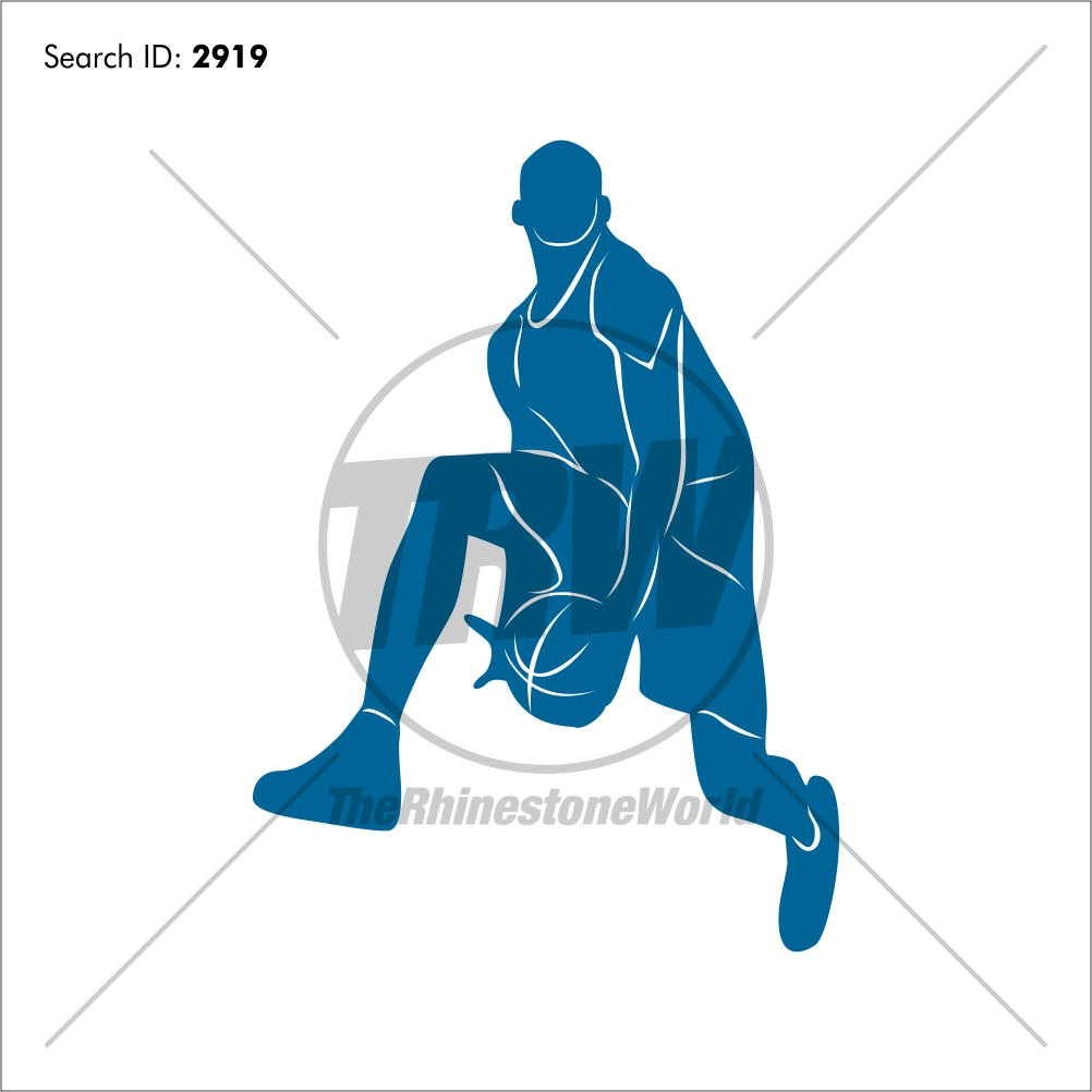 Basketball 4 Vector Design - Download