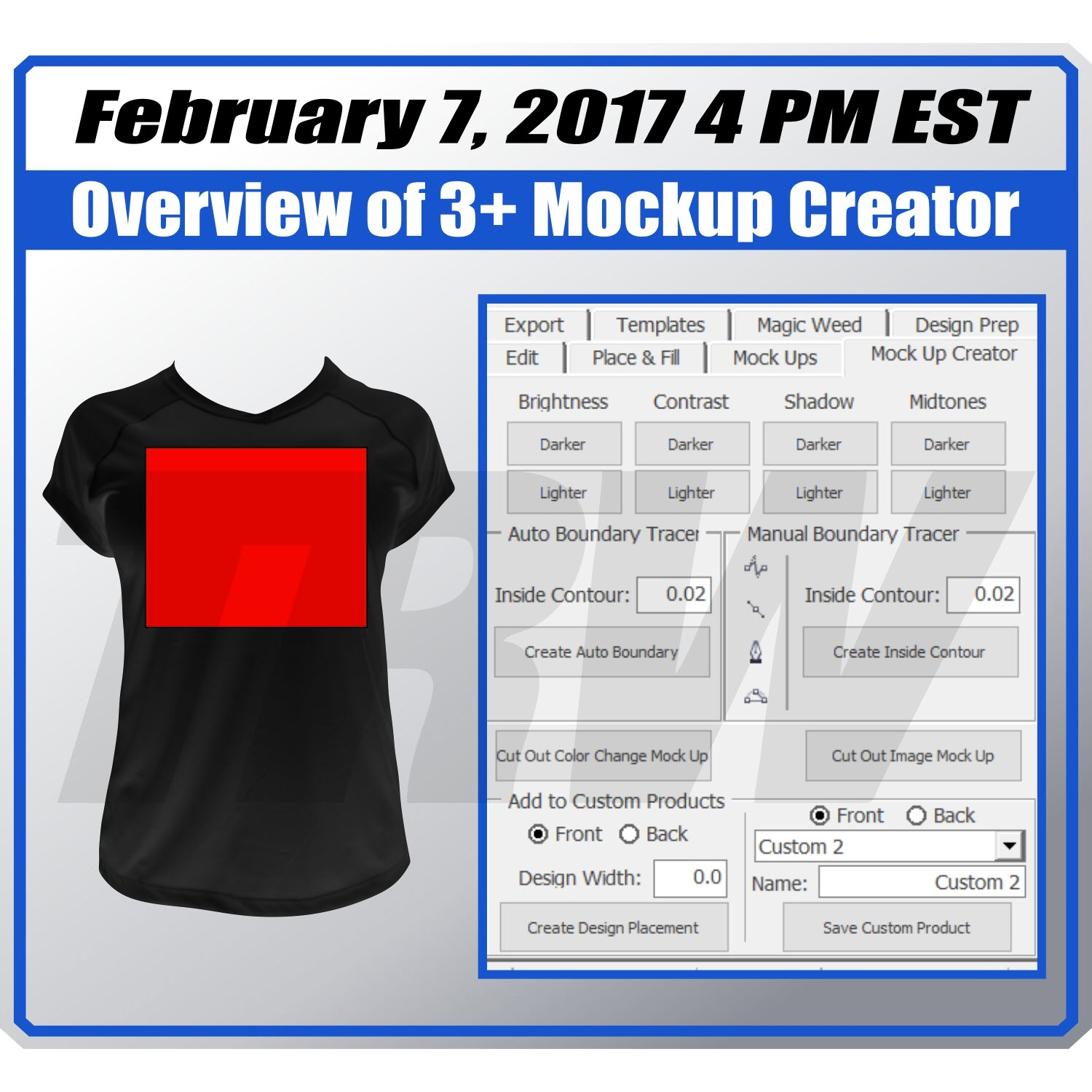 Beginner: Overview 3+ Mockup Creator