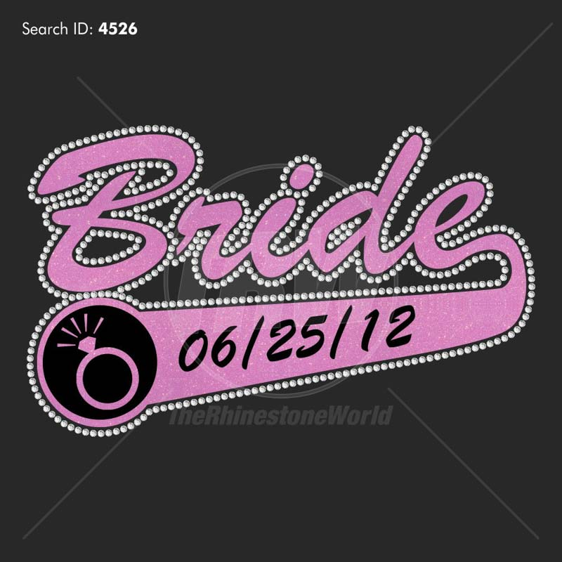Bride Tail Multi-Dec Design - Download