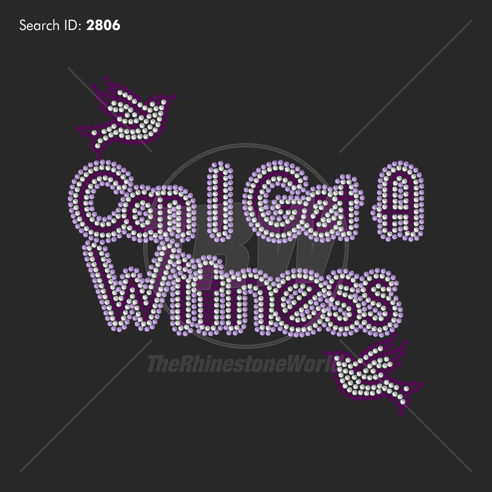Can I Get a Witness - Download