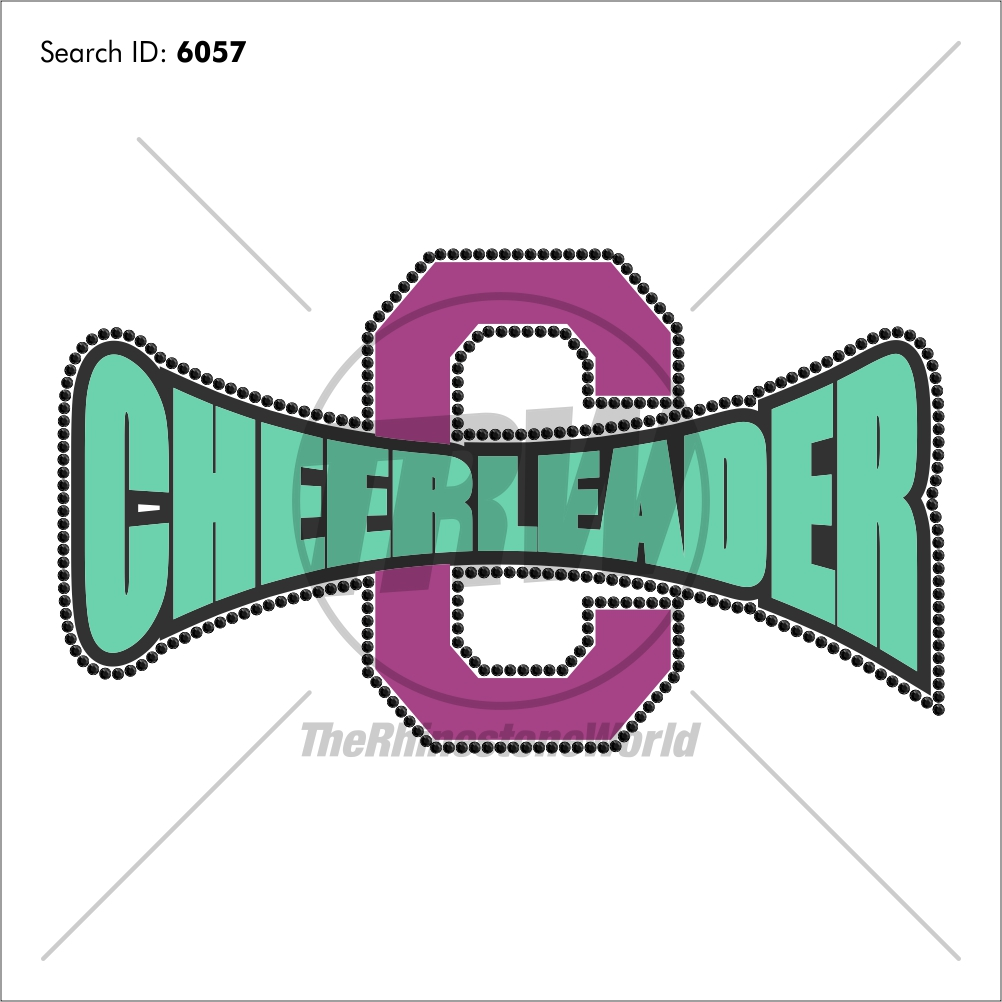 Cheerleader C Multi-Dec Design - Download