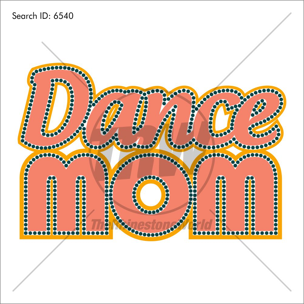 Dance Mom Multi 2 Multi-Dec Design - Download