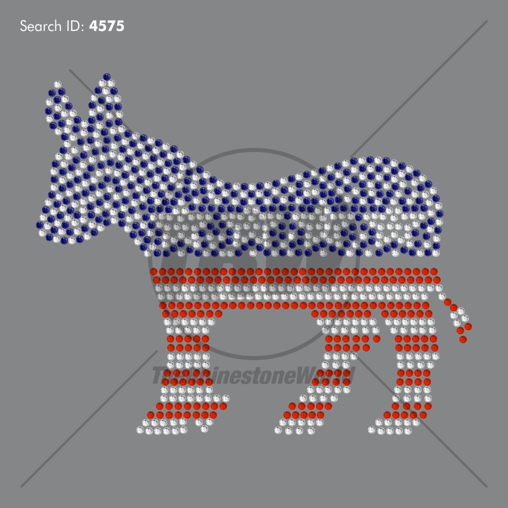 democratic donkey design download