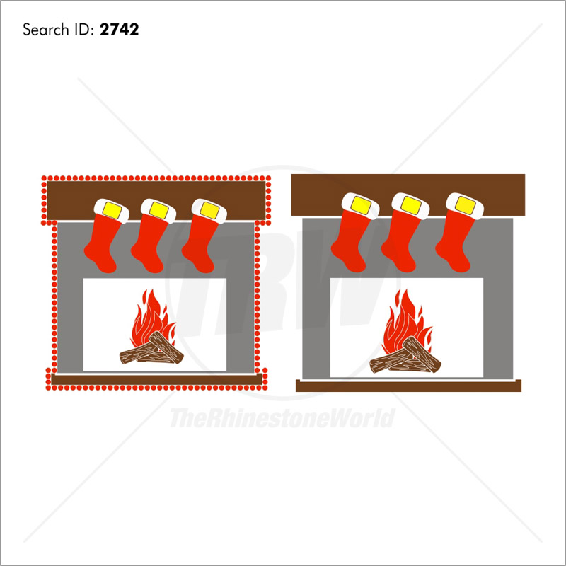 Fire Place Multi-Dec Magic Template Design Download Pack - Download