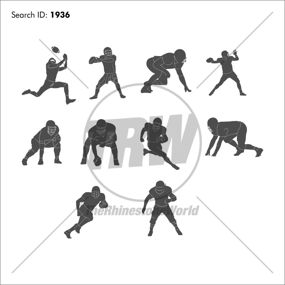 Football Vector Pack 1 - Download