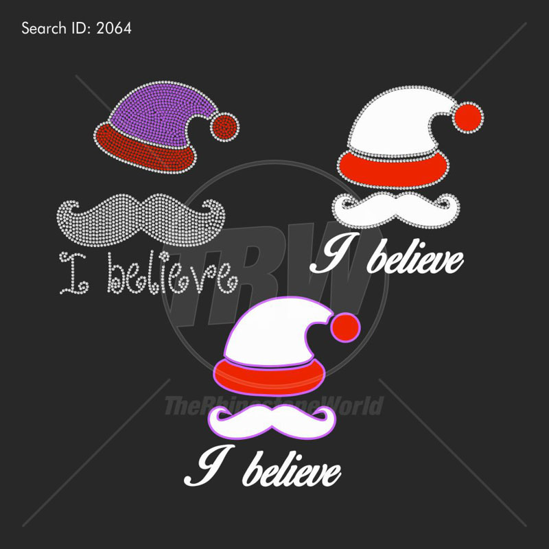 I believe Santa Multi-Dec Pack Design - Download