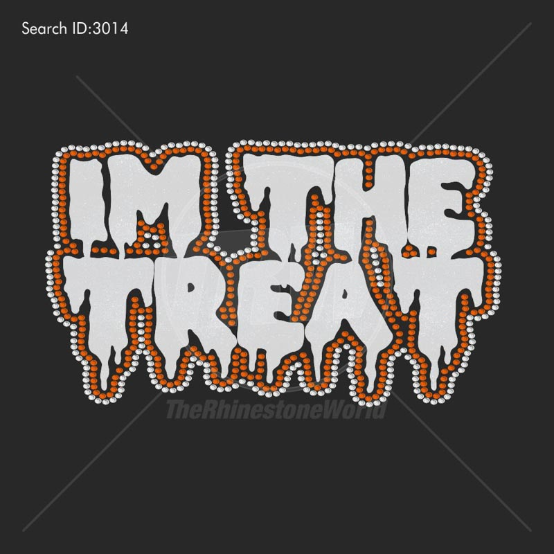 I'm The Treat Multi Dec Design - Download