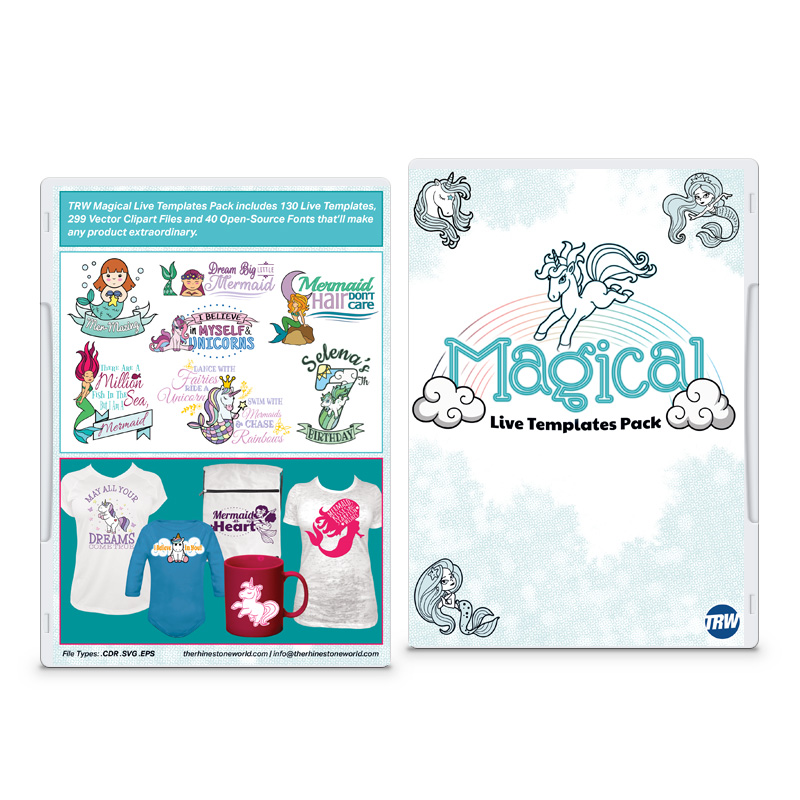 Magical Live Templates Pack