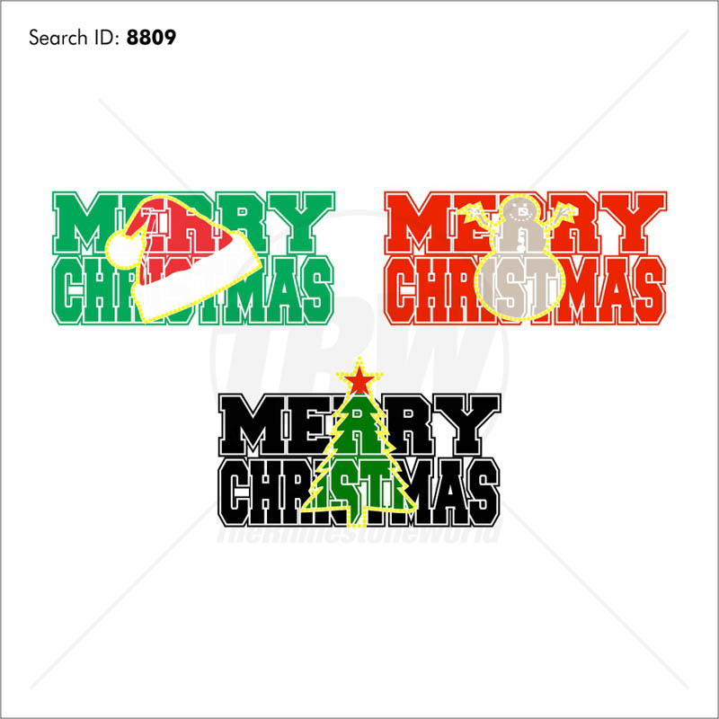 Merry Christmas Multi-Dec Design Pack - Download