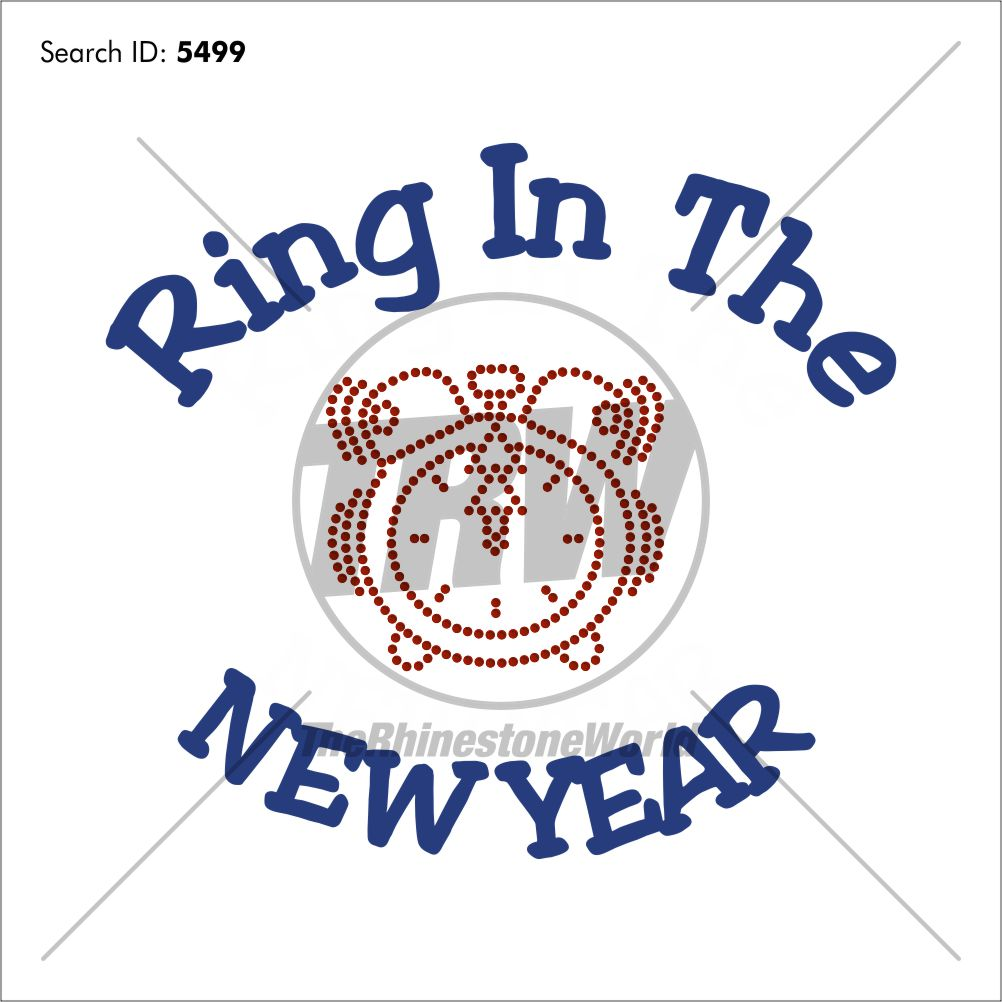 Ring In The New Year Multi-Dec Design - Download