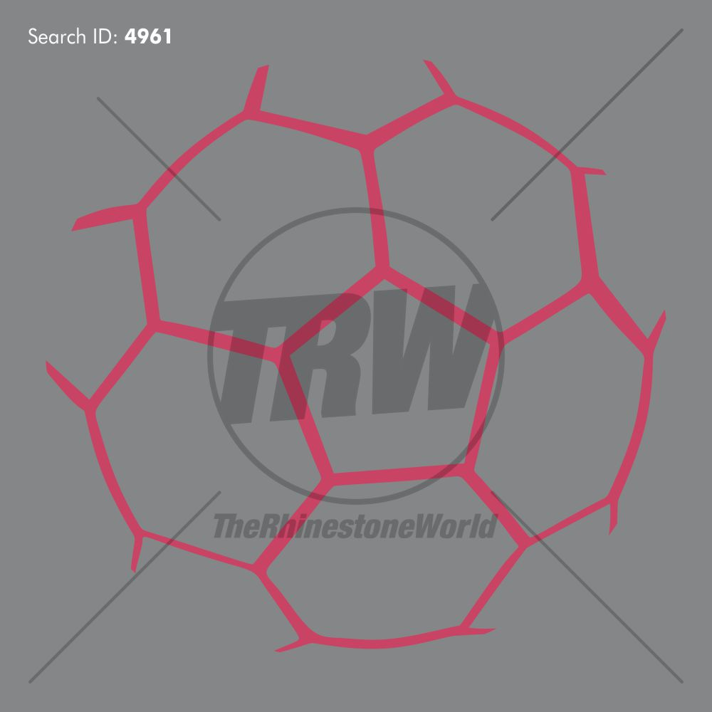 Soccer Outline Design - Download
