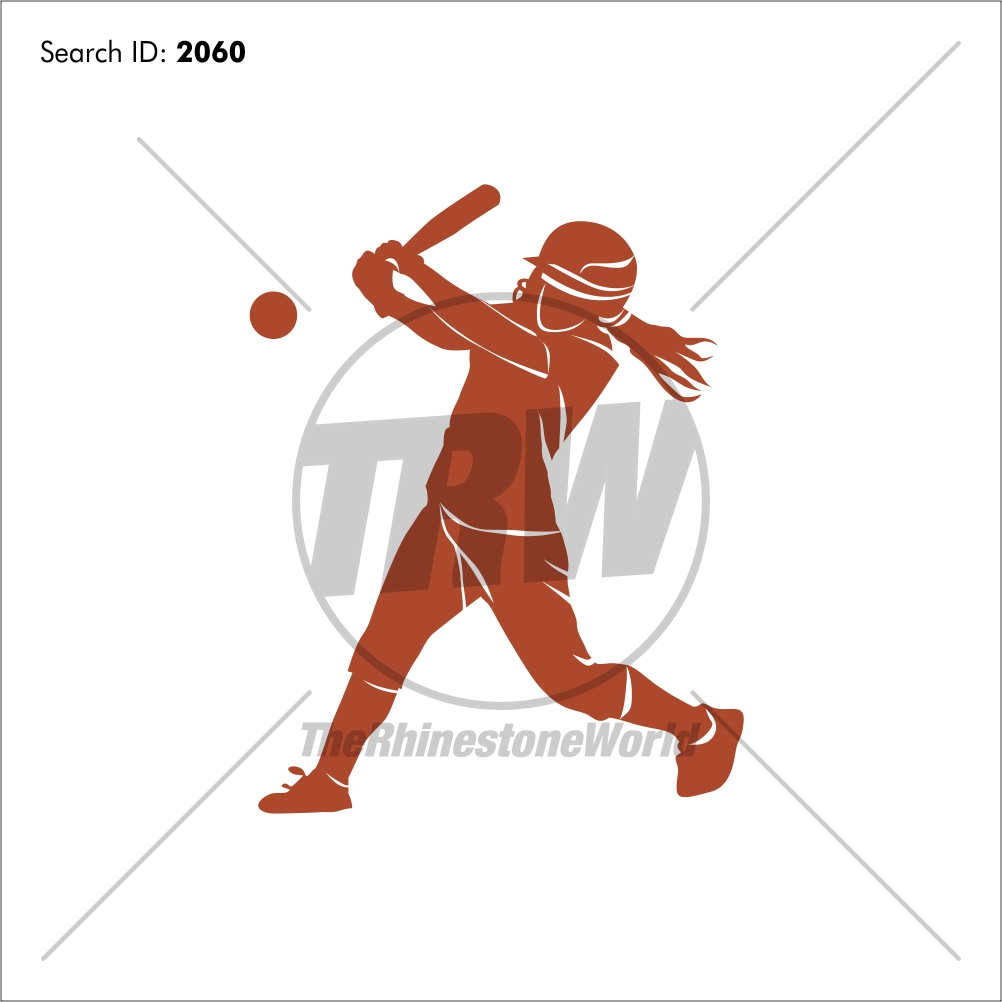 Softball 4 Vector Design - Download