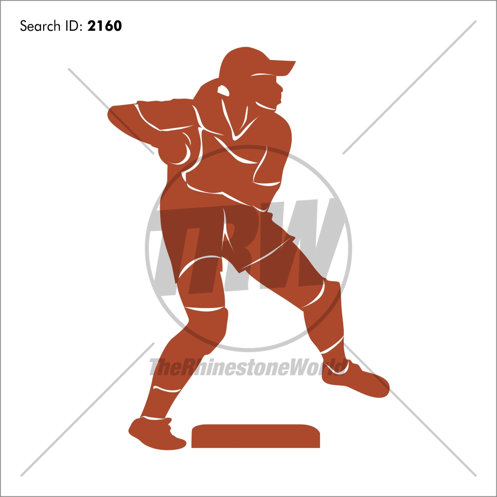 Softball 5 Vector Design - Download