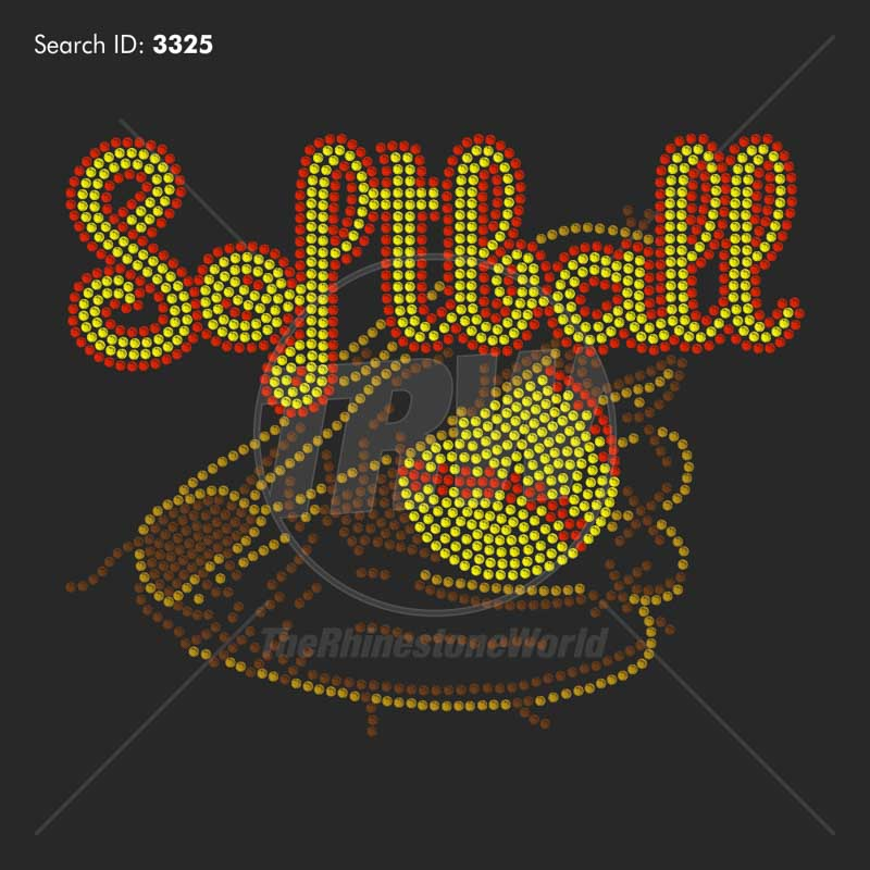 Softball Glove 33 - Download