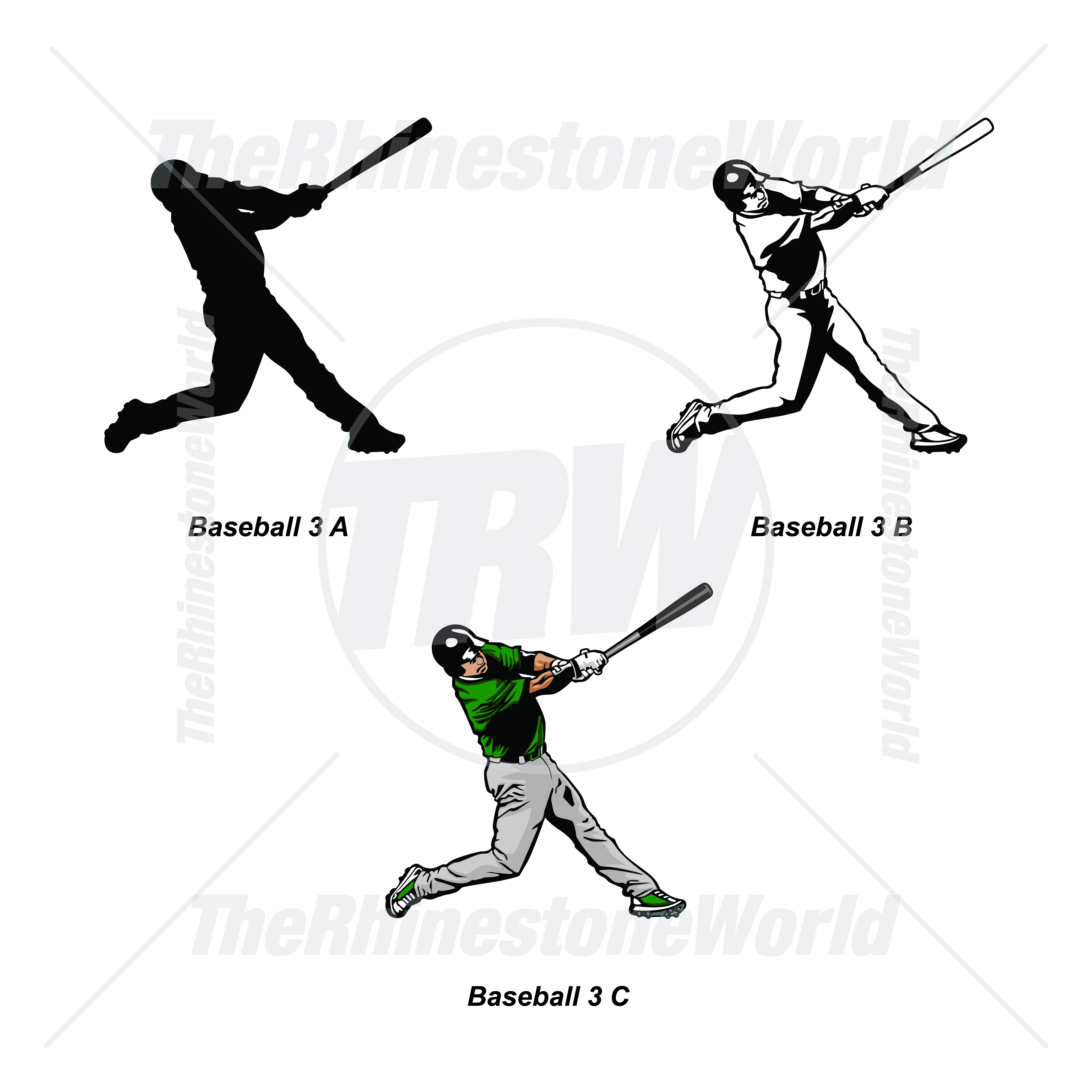 Sports Player Pack Baseball 3 - Download