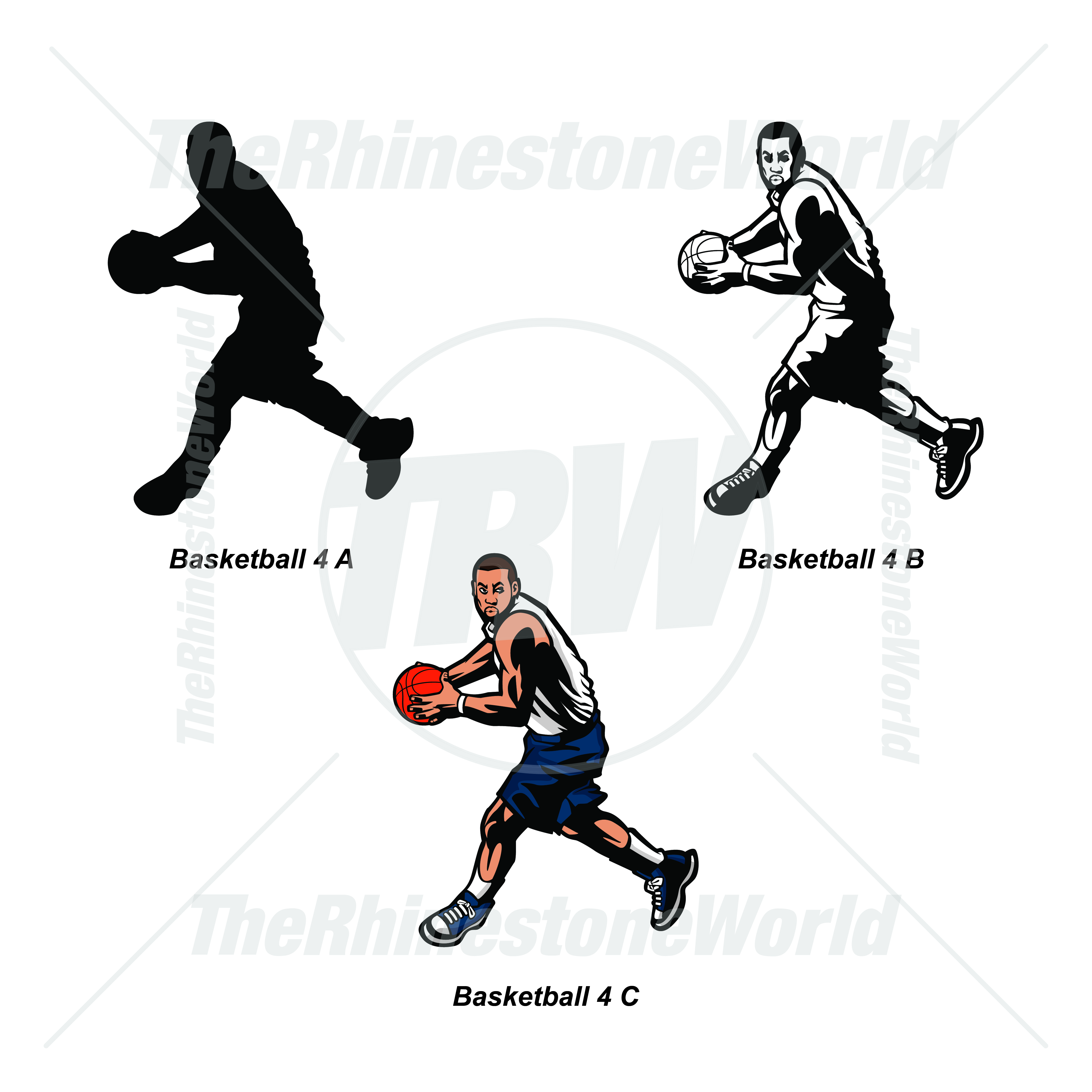 Sports Player Pack Basketball 4 - Download