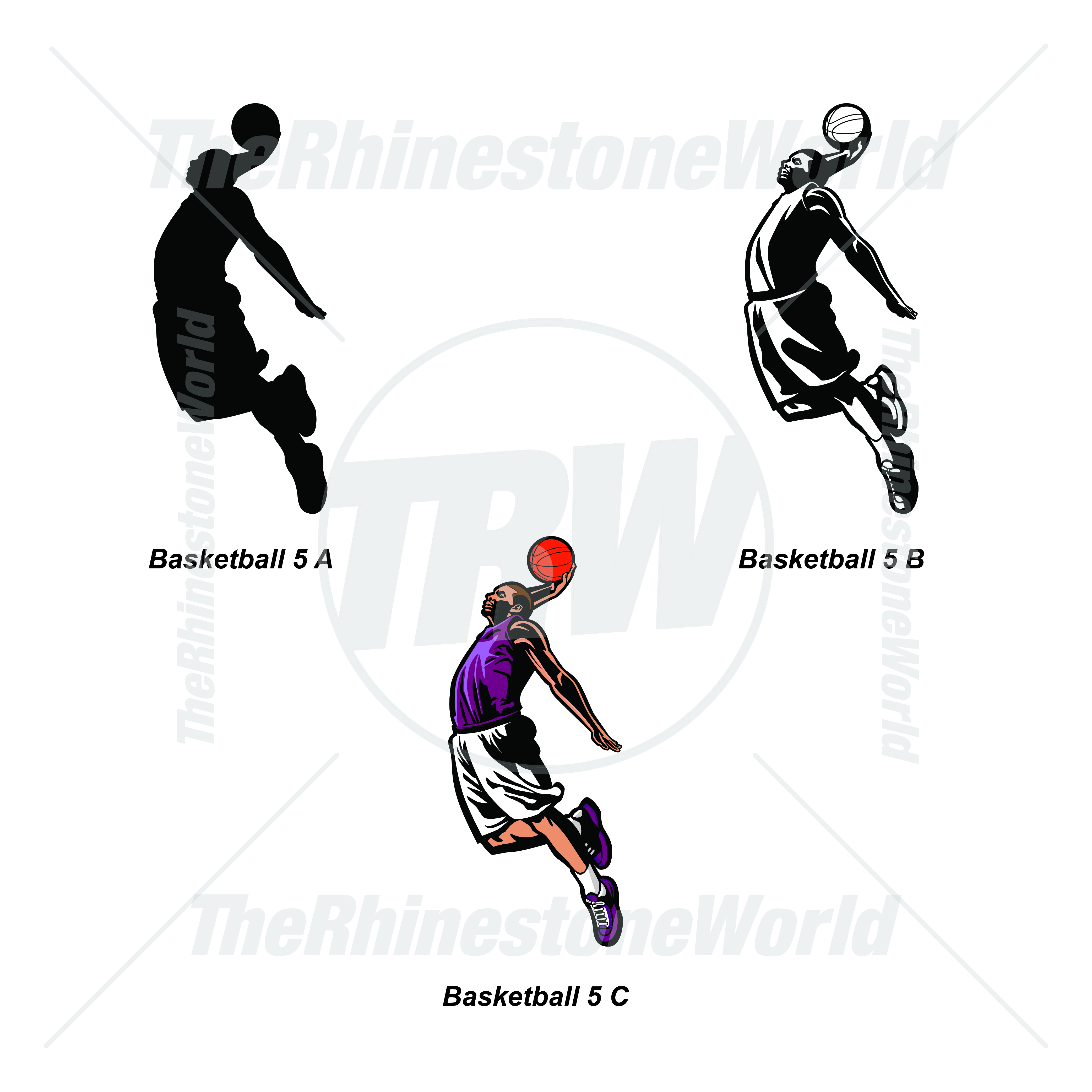Sports Player Pack Basketball 5 - Download