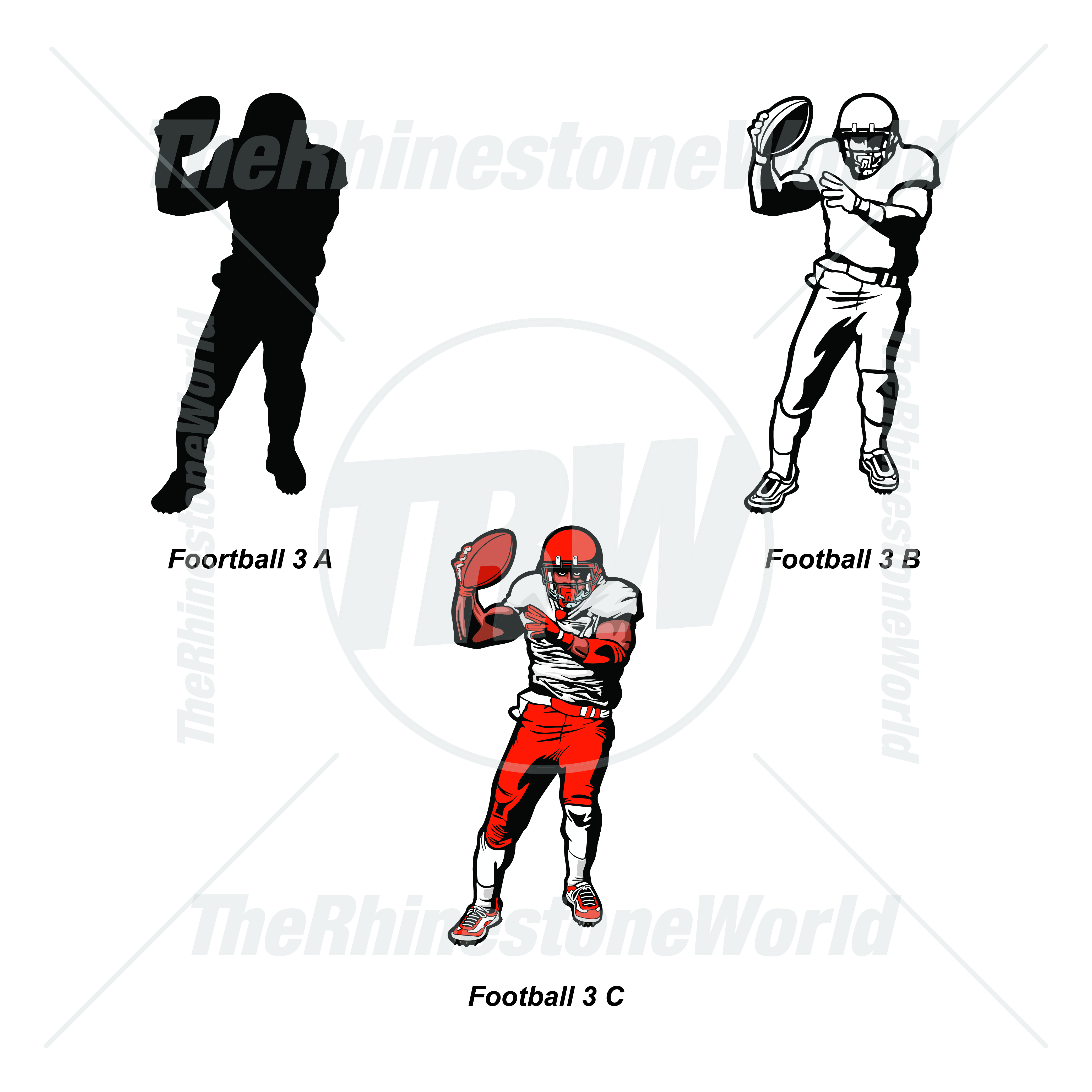 Sports Player Pack Football 3 - Download