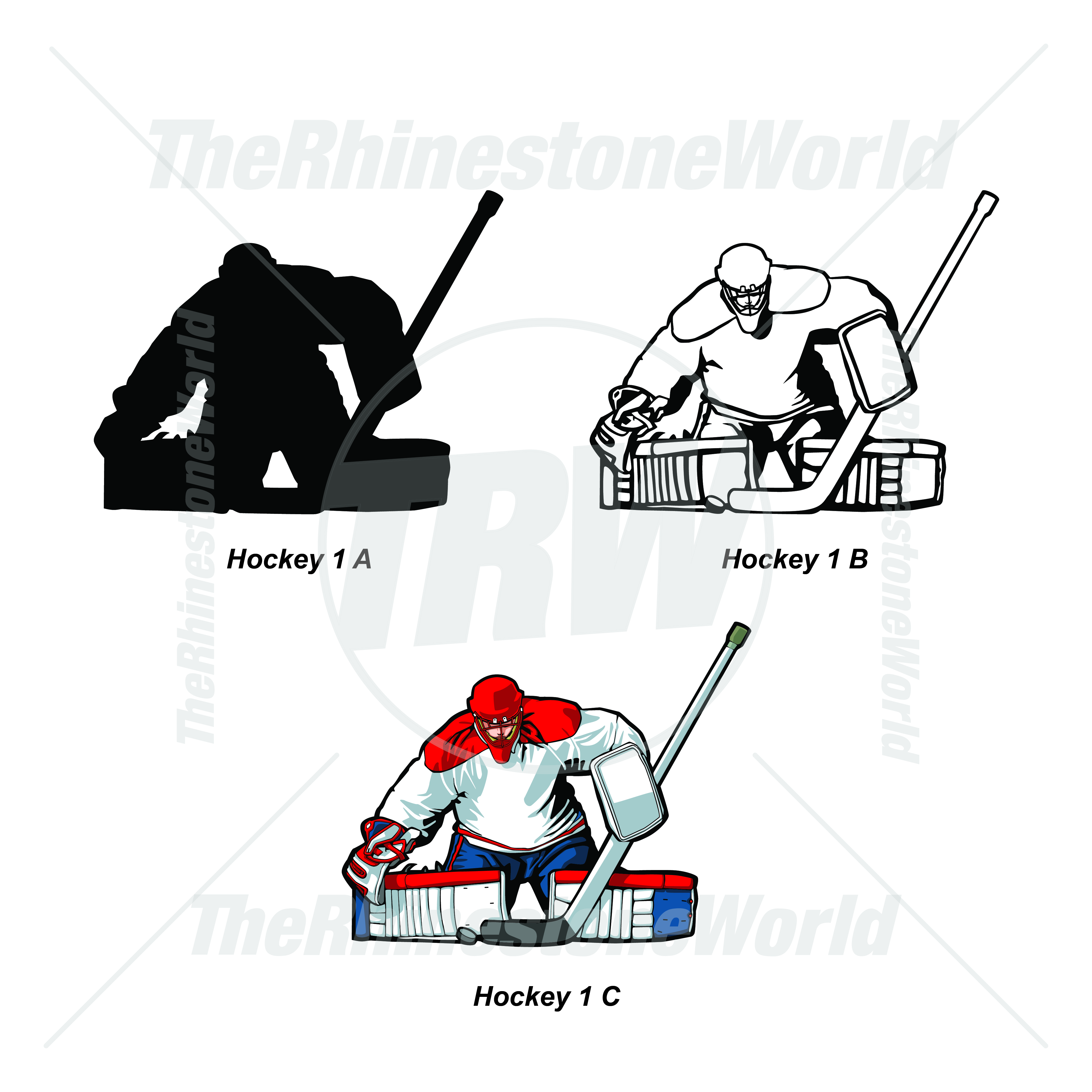 Sports Player Pack Hockey 1 - Download