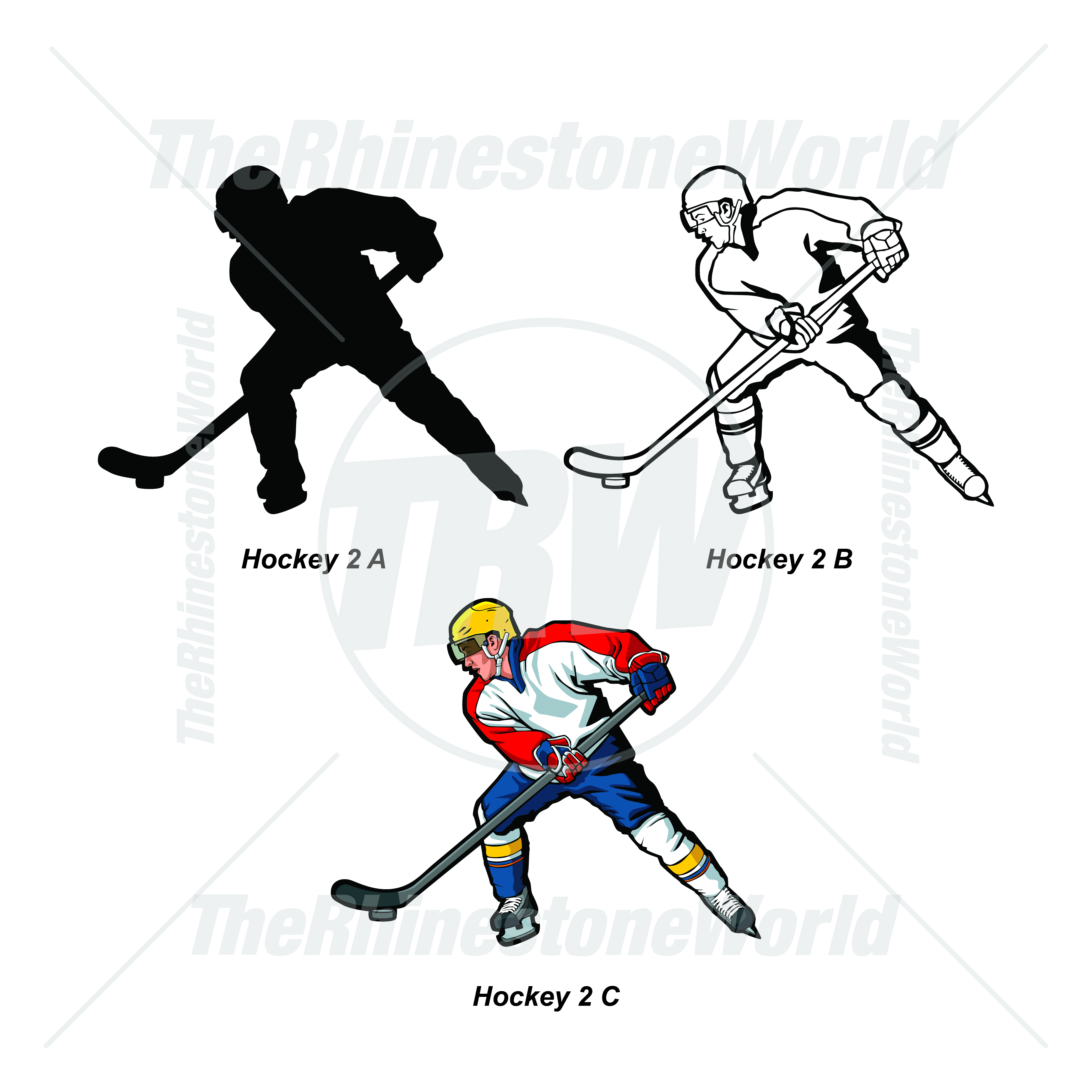 Sports Player Pack Hockey 2 - Download