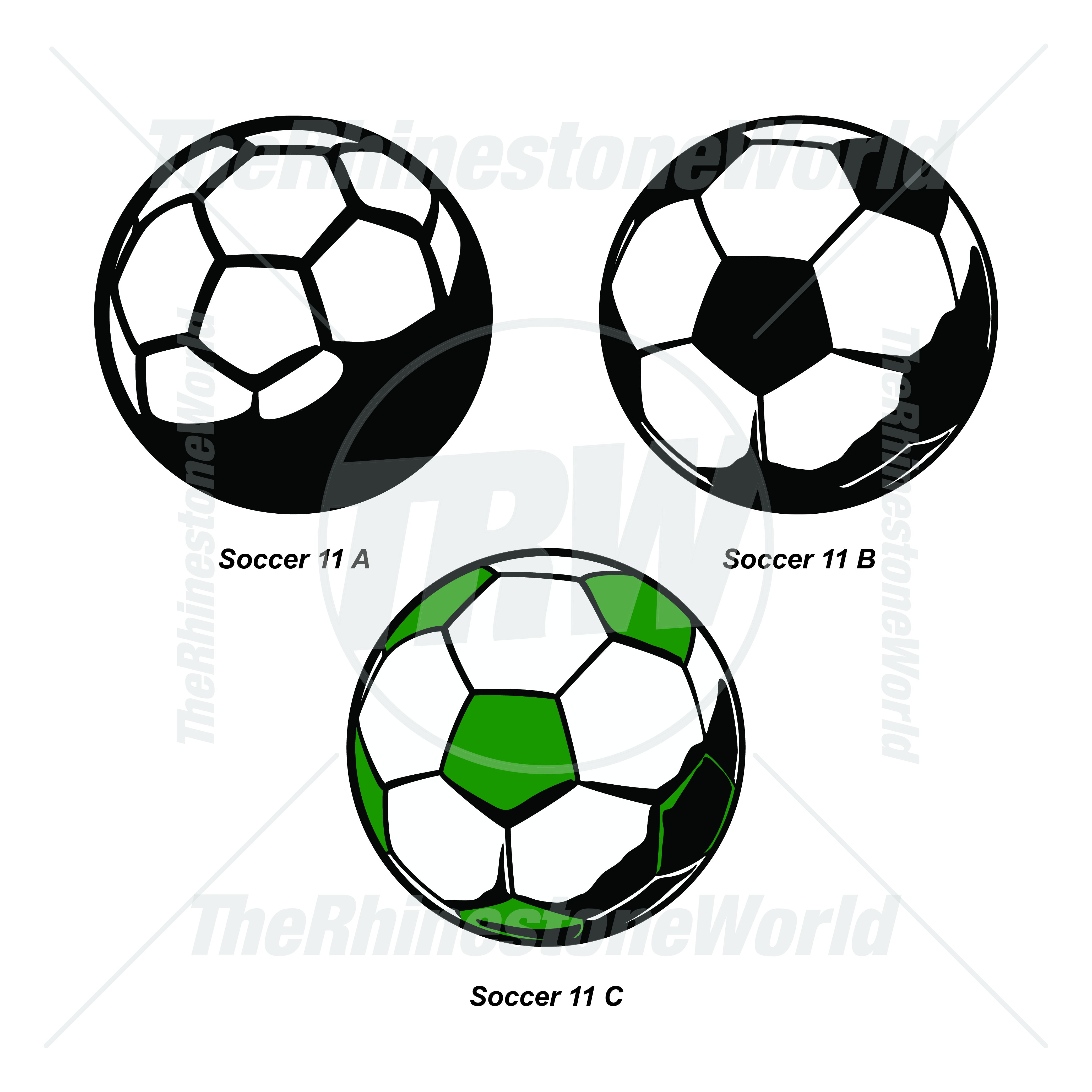 Sports Player Pack Soccer 11 - Download