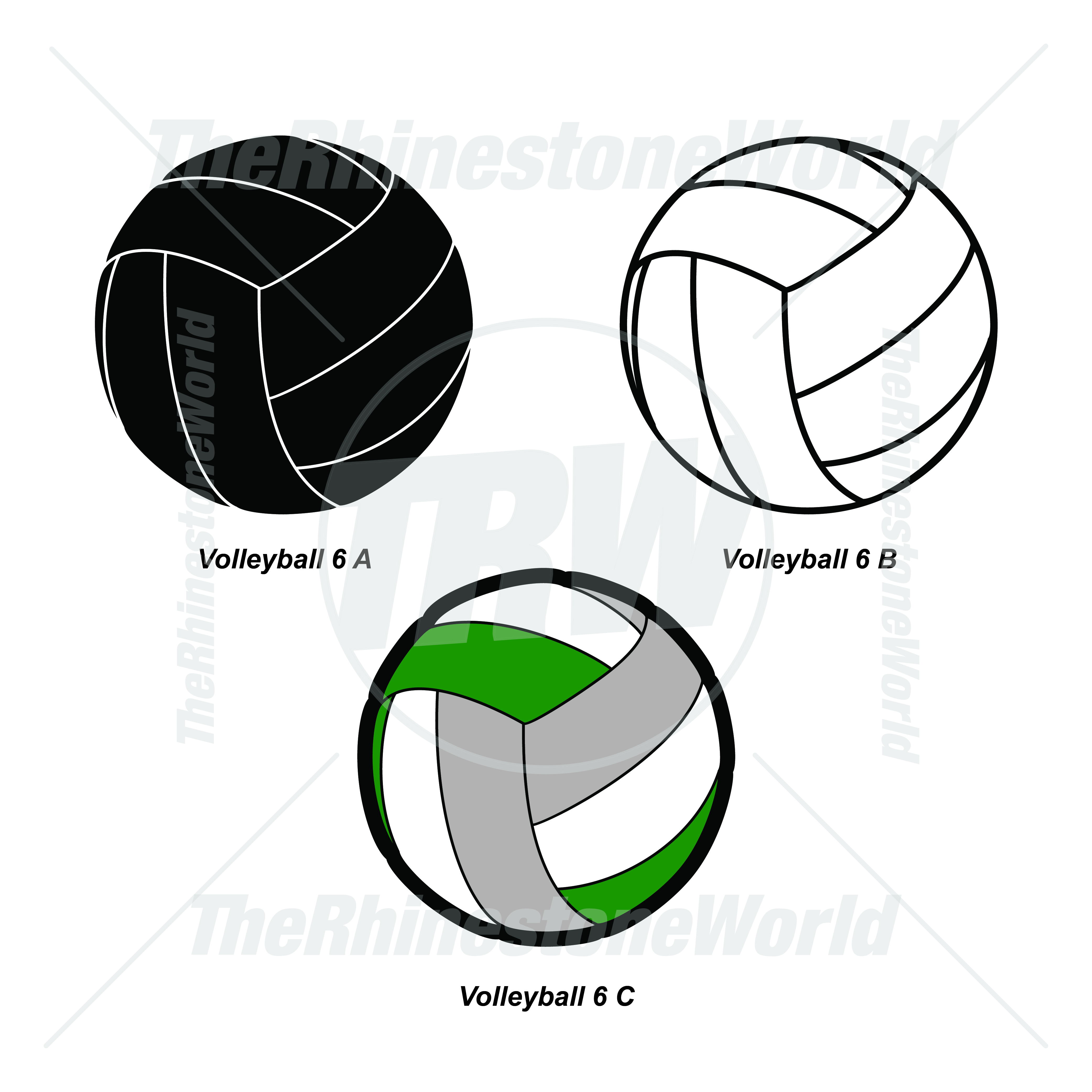 Sports Player Pack Volleyball 6 - Download