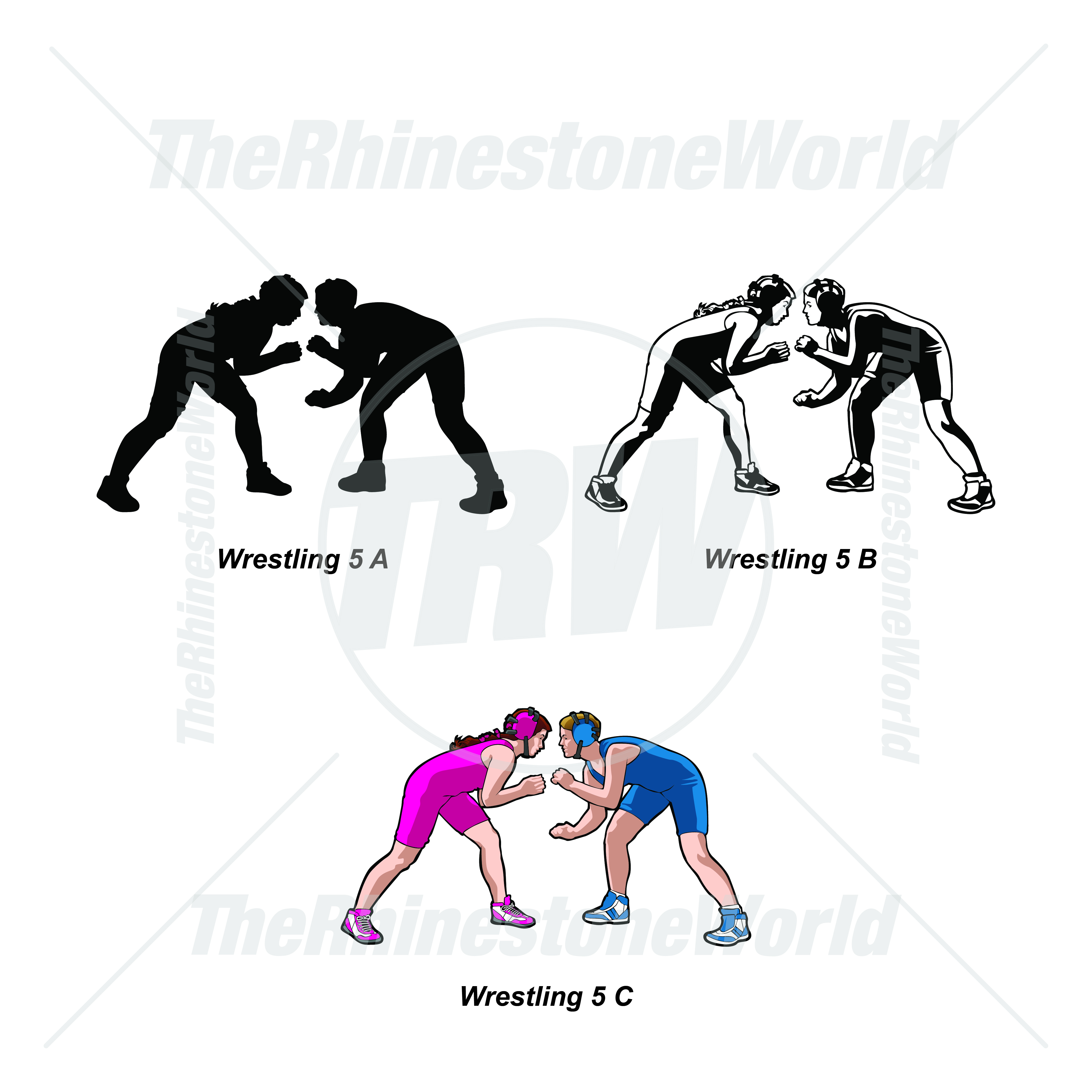 Sports Player Pack Wrestling 5 - Download