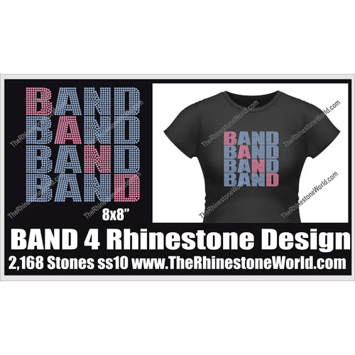 BAND 4 TRW Design  - Download