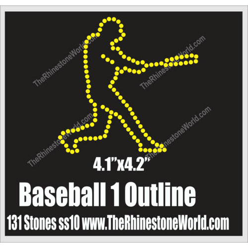 Baseball 1 Outline Design  - Download