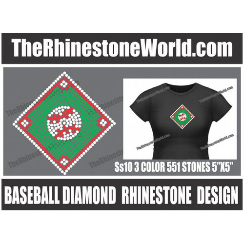 Baseball Diamond Design  - Download
