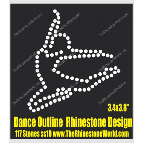 Dance Outline Design  - Download