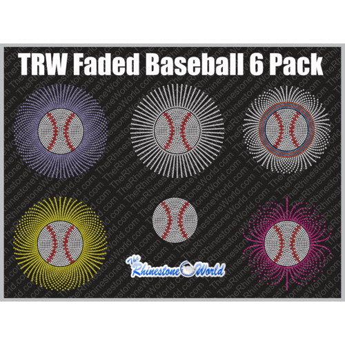 Faded Baseball Pack - Download