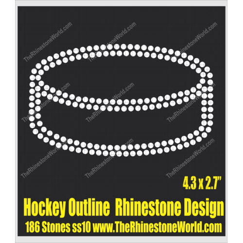 Hockey Outline Design  - Download