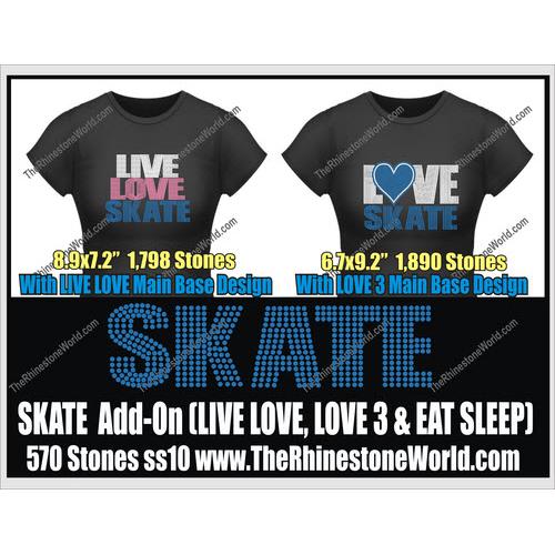 live love 3 eat sleep skate add on design download. Black Bedroom Furniture Sets. Home Design Ideas