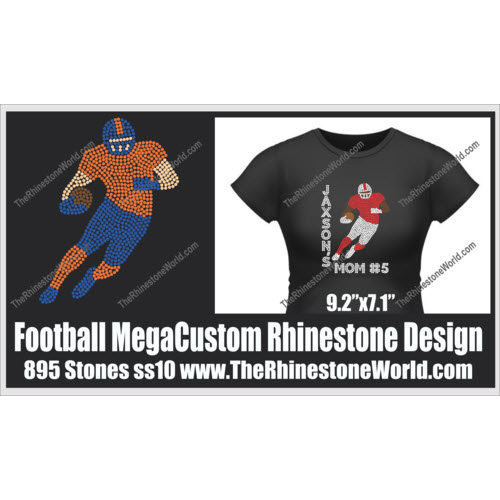 Mega Custom Football Design  - Download