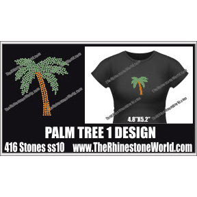 Palm Tree 1 Design  - Download